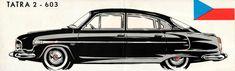 "Dark Roasted Blend: ""Tatra"" Car & Other Aerodynamic Marvels, Part 2 Retro Cars, Vintage Cars, Victorian Gothic, Gothic Steampunk, Gothic Lolita, Car Tattoos, Steampunk Clothing, Steampunk Fashion, Old Signs"