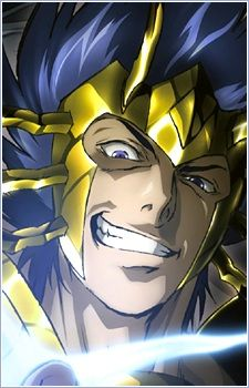 Saint Seiya: The Lost Canvas - Manigoldo
