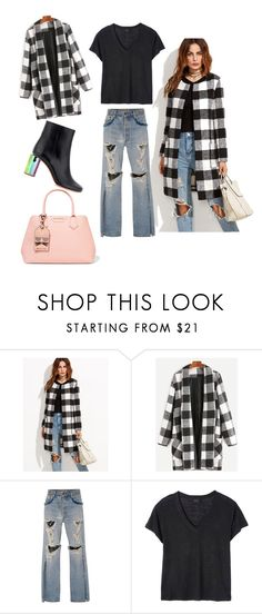 """#look57"" by tiphaineeeee ❤ liked on Polyvore featuring WithChic, Jonathan Simkhai, Deby Debo and Karl Lagerfeld"