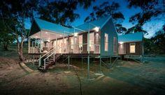 Lifestyle Inspired Homes - corrugated iron