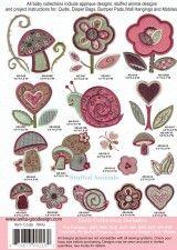 Anita Goodesign   Baby Patchwork Garden - Anita Goodesign