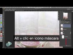 Cómo sustituir una parte de una imagen por otra con Photoshop - YouTube