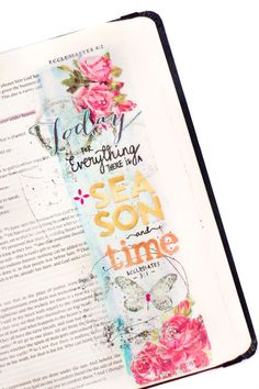 Are You Into Journals? #biblejournaling #planners #journals #journaling #mixedmedia #artjournaling