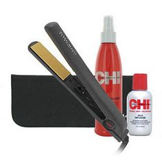 CHI straightner & safe guard! Will never use anything else!