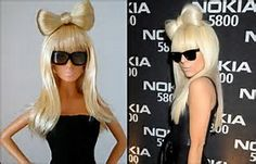 "Результаты поиска изображений по запросу ""Lady Gaga Barbie Doll"""