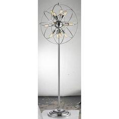 WareHouse 74 Sputnik Floor Lamp