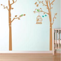 Παιδικά Δεντράκια νο2 αυτοκόλλητο τοίχου Home Decor, Decoration Home, Room Decor, Home Interior Design, Home Decoration, Interior Design