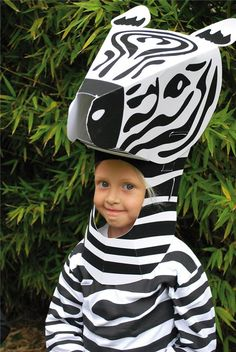 How to make mascot heads and very cool costumes tutorial playing zebra costume solutioingenieria Images
