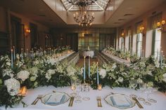 Gain plenty of planning and design inspiration with our roundup of pretty wedding table decorations, centerpieces, and more for your reception Wedding Trends, Wedding Designs, Wedding Styles, Wedding Ideas, Wedding Inspiration, Style Inspiration, Wedding Table Decorations, Wedding Table Numbers, Long Wedding Tables