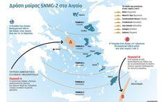 Ελεύθερος Αρθρογράφος: Γιατί το ΝΑΤΟ δεν πλέει νοτιότερα της Ικαρίας