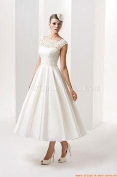 Moderno Vestidos de novia 2013