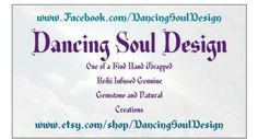 New business cards ordered just in time to ship out creations