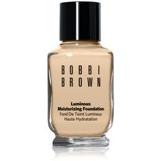 Bobbi Brown Skin Foundation SPF 15 in Porcelain ($44) ❤ liked on Polyvore featuring beauty products, makeup, face makeup, foundation, spf foundation, bobbi brown cosmetics, moisturizing foundation, long wear foundation and long wearing foundation