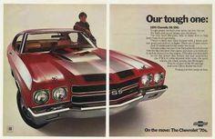 1970 Chevrolet Chevelle SS 396 Super Sport-Original 2 Page * Magazine Ad 1970 Chevelle Ss, Chevrolet Chevelle, Chevy Sports Cars, Chevy Van, Best Muscle Cars, Super Sport, Ford Trucks, Impala, Monte Carlo