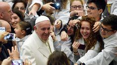 Le pape François voulait être «boucher» Check more at http://info.webissimo.biz/le-pape-francois-voulait-etre-boucher/