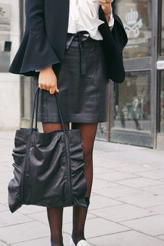 Isabella Löwengrip - Page 2 of 1005 - Business Chic, Business Outfits, Business Clothes, Beauty Photos, Rock, Leather Skirt, Product Launch, Street Style, Studio