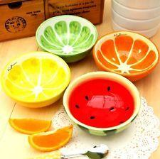 Japanese Food Fruits Rice Salad Pottery Ceramic Soup Tableware Dinner Bowl