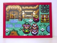The Legend of Zelda - A Link to the Past by Kadric.deviantart.com