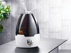 Ultradźwiękowy nawilżacz powietrza!  #dom #jonizator  #hit