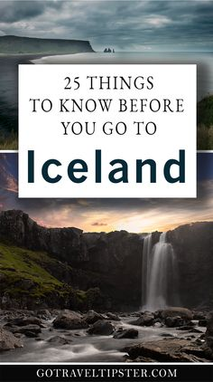 The most important things you should know before you go to Iceland - from how not to get overcharged a the car rental place to great alternatives to Blue Lagoon and where to stay in Reykjavik.  This guide will help you prepare for the ultimate Iceland vacation - minus the stress..