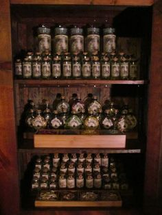 The Herb Cupboard CHOOSE YOUR OWN by wmerchantile on Etsy, $7.00