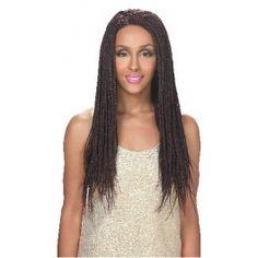 Zury Sis Afro Lace Braid Wig – Box Small