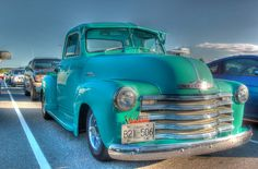 #Classic #Truck 53 HDR ~ EVK