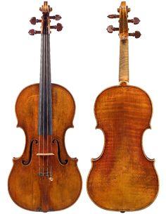 Violin by Guarneri, Giuseppe 'del Gesu' (Prince Doria) (Cremona, c1734)