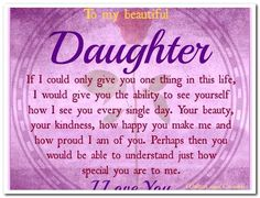 Happy Birthday To My Beautiful Daughter Images | Home Improvement Idea