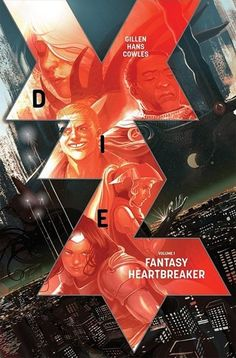 PDF Die, Vol. Fantasy Heartbreaker By Kieron Gillen books to read books Dc Comics, Star Comics, Image Comics, Scarlet Spider, Vigan, The Avengers, Free Pdf Books, Free Ebooks, Got Books