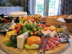 Typical Frühstuck buffet