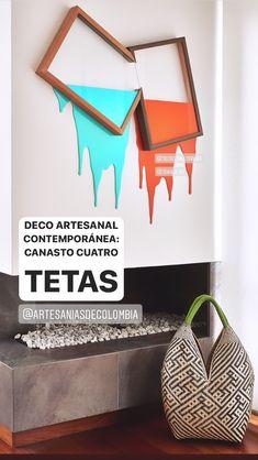 Canasto cuatro tetas de Artesanías de Colombia.  Stories • Instagram Instagram, Home Decor, Colombia, Decoration Home, Room Decor, Home Interior Design, Home Decoration, Interior Design