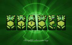 Kraken (Green Lantern Corps) Wallpapers