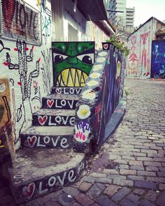 Love love love in the Batman's alley  I'm not joking that's really the refuge of #Batman #SaoPaulo and he loves street art! -- #becodobatman #saopaulocity #brazil #brazilian #streerart #graffiti #shoreditch #batman #igersbrasil #igersbrazil #igerssaopaulo #travel #bbctravel #streetphotography #underground #hipster #banksy #bristol #igersedinburgh #igersscotland #instaboy #natgeotravel #picoftheday http://ift.tt/2os6ivC