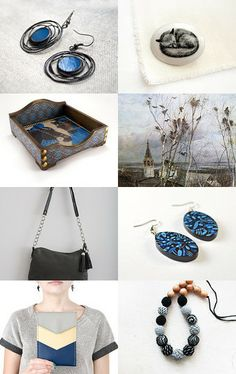 blueberry mood by Jane on Etsy--Pinned with TreasuryPin.com