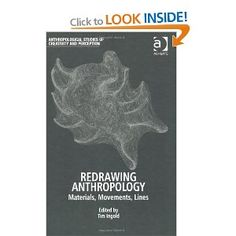 Redrawing Anthropology (Anthropological Studies of Creativity and Perception)