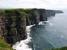 Ireland's amazing Cliffs of Mohr