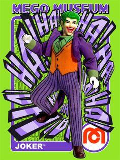 Mego Museum - The Joker