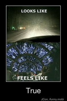 driving in snow. Just did this and it's absolutely correct.