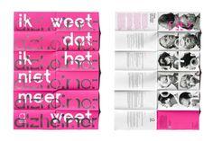 Alzheimer Nederland #branding by Studio Dumbar