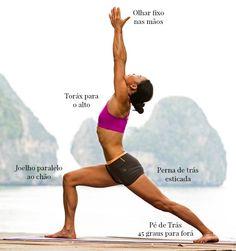 Praticando Yoga #8: Revivendo o Equilíbrio do Guerreiro