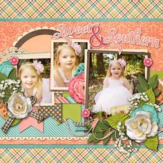 Sweet and Southern - Scrapbook.com