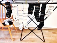 """Roxie by Vuoriortta"" bamboo socks. Bamboo Socks, Helsinki, Winter White, White Christmas, Wardrobe Rack, Clothes, Home Decor, Outfits, Clothing"