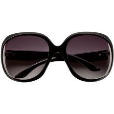 H&M Sunglasses ($11) via Polyvore