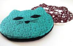 Colchonete gato duplaface Inverno/Verã