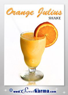 1/2 cup skim milk, soy, almond or rice milk      1/2 cup orange juice      2 heaping scoops of Vi-Shape Shake Mix      1/2 cup of crushed ice      1/2 orange      1 table spoon fat free sugar free white chocolate pudding mix      1 tablespoon fat free vanilla yogurt      Flavor/Energy Mix-in: Orange Everyday Defense      Neuro Energy Packet: None    Blend until Smooth!