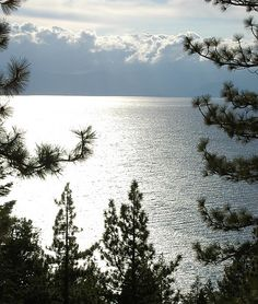 Lake Tahoe...I spent many vacations here as a kid.
