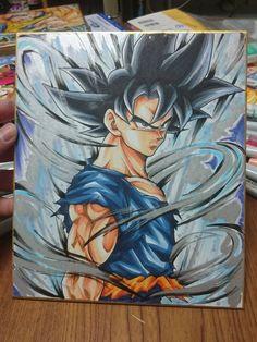 Goku UI Omen