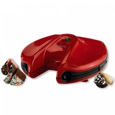 The Sunbeam Fortune Cookie Maker allows you to make your own fortune cookies, complete wit...