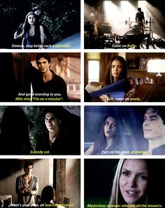 The Best DELENA Fan Art on Pinterest!